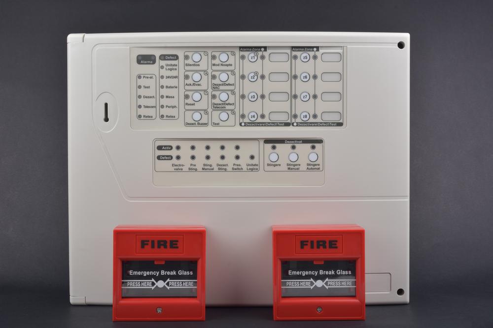 Automaatne tulekahjusignalisatsioonisüsteem